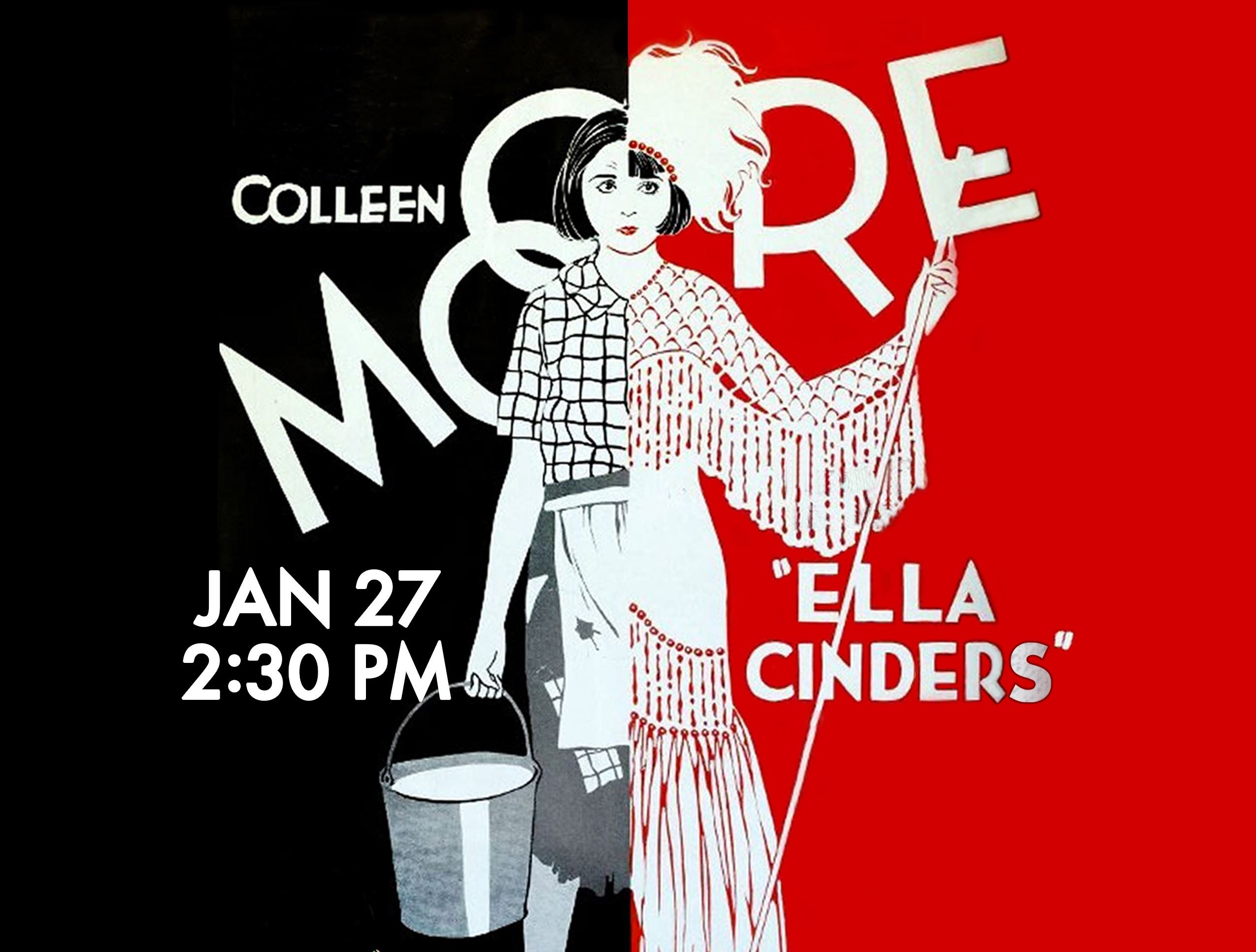 Ella Cinders at the San Gabriel Mission Playhouse