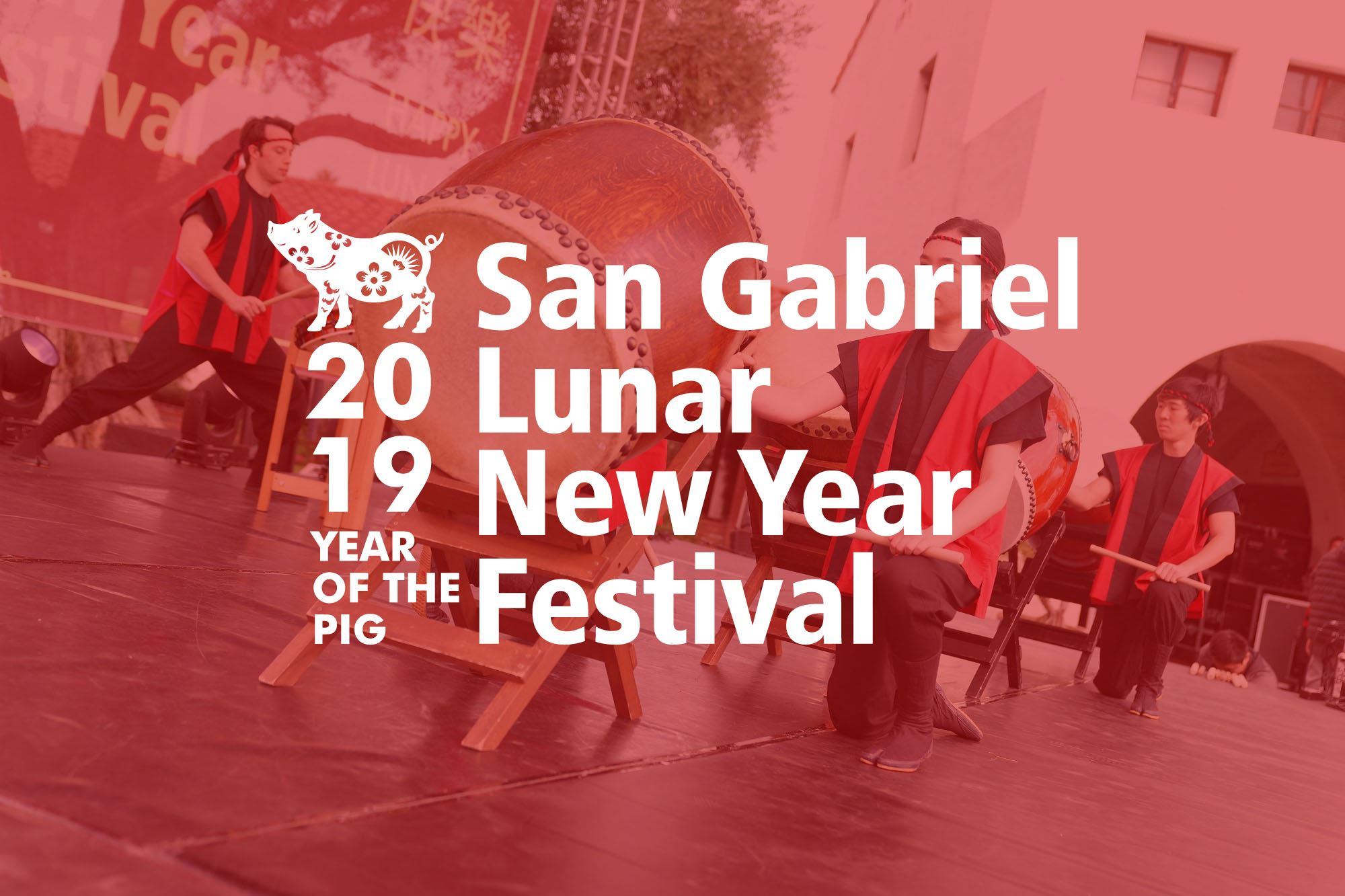 San Gabriel Lunar New Year Festival 2019 San Gabriel, CA   Official Website