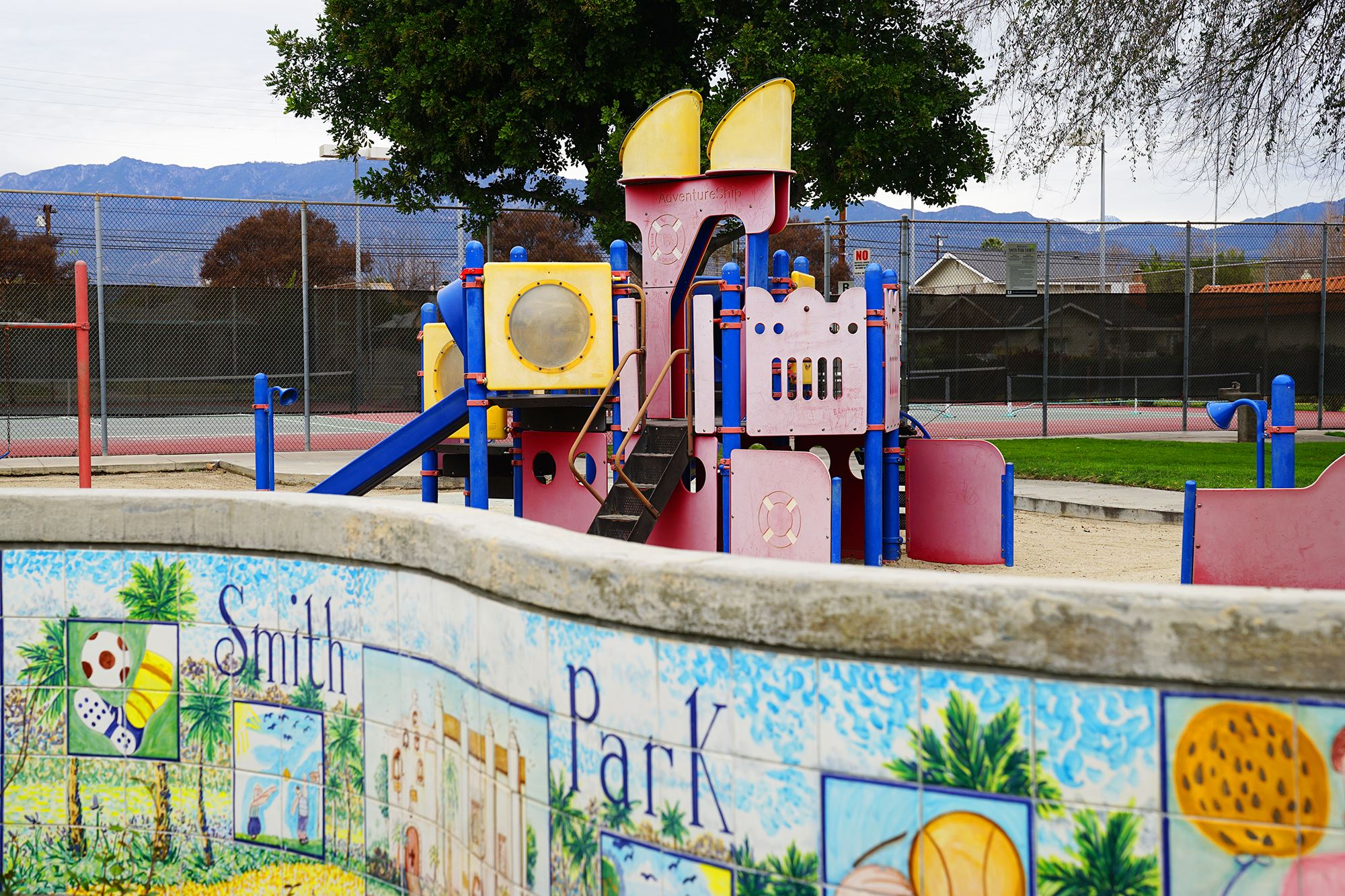 Smith Park playground deconstruction to take place February 19
