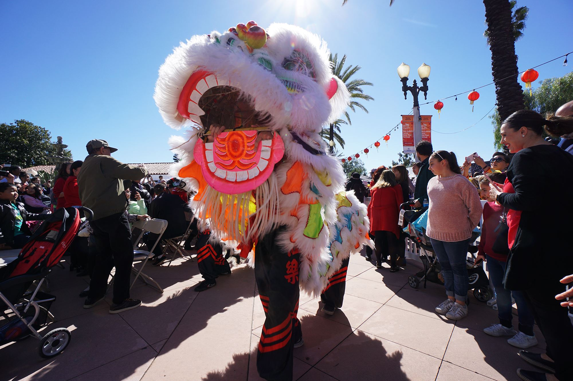 San Gabriel hosts 2019 San Gabriel Lunar New Year Festival