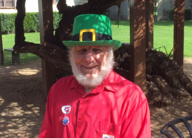 City holds older adult St. Patrick's Day celebratiom