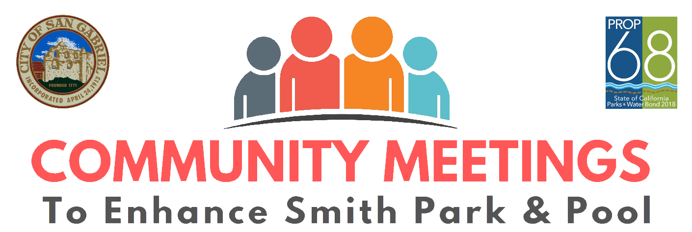 Share your input about potential grants to Smith Park and Smith Park Pool