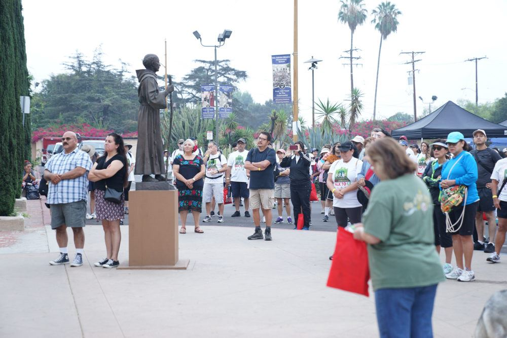 Walk to Los Angeles to be held August 24