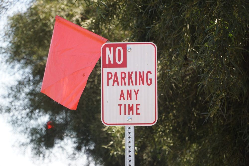 Parking restrictions lifted during the holiday season on select dates