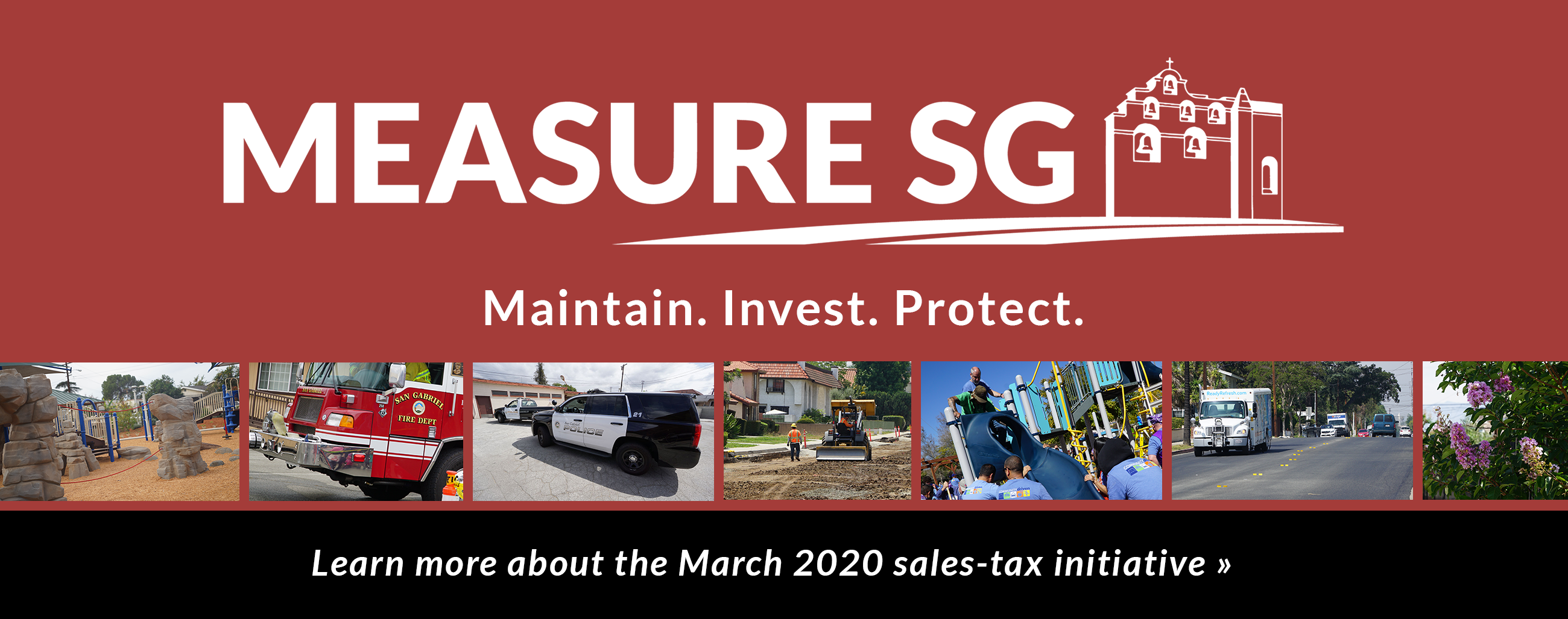 Measure SG - Invest. Maintain. Protect.