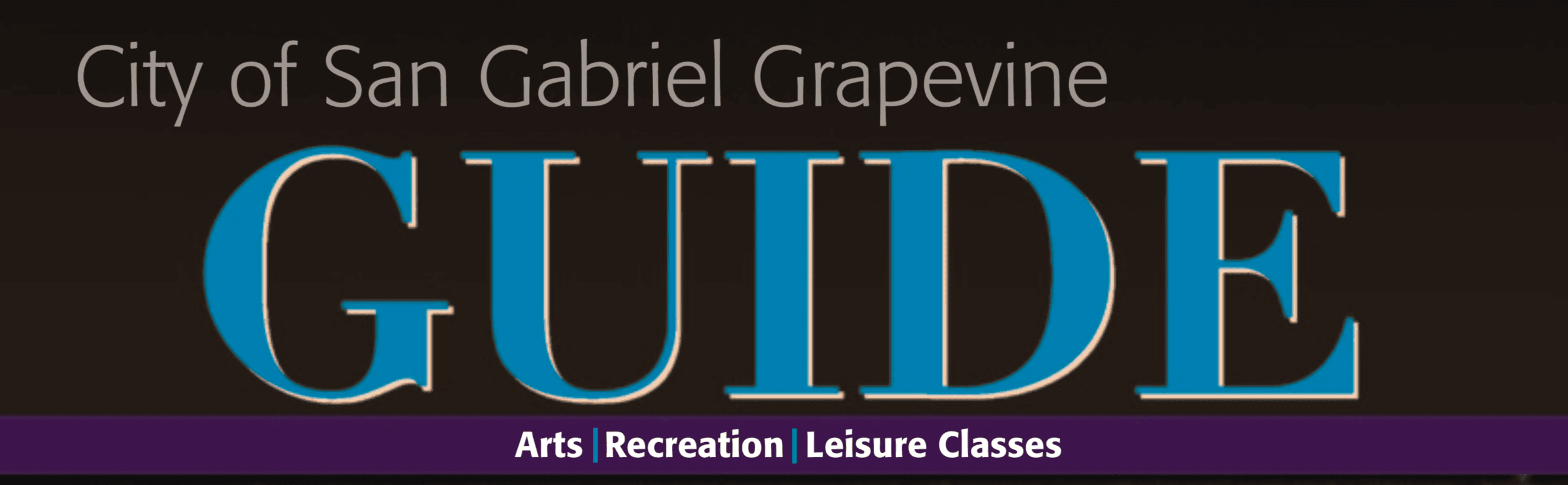 Grapevine GUIDE logo