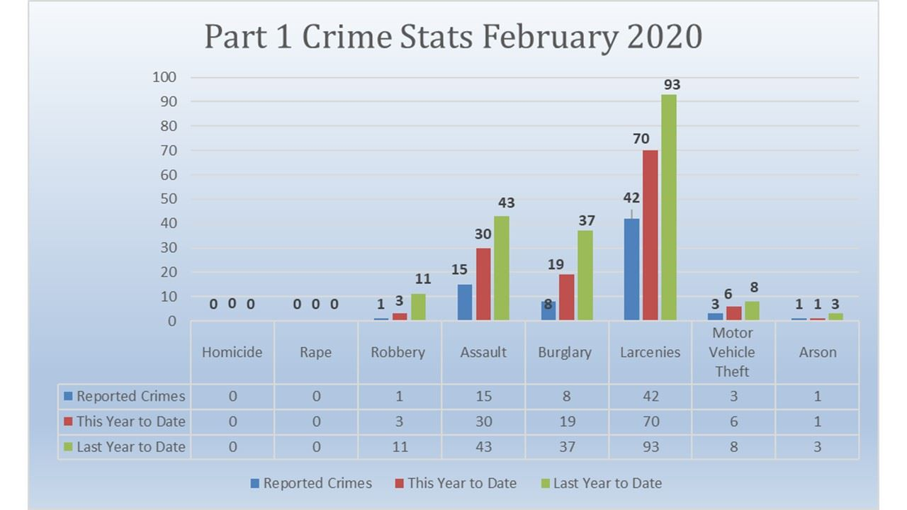 Crime View Stats Website