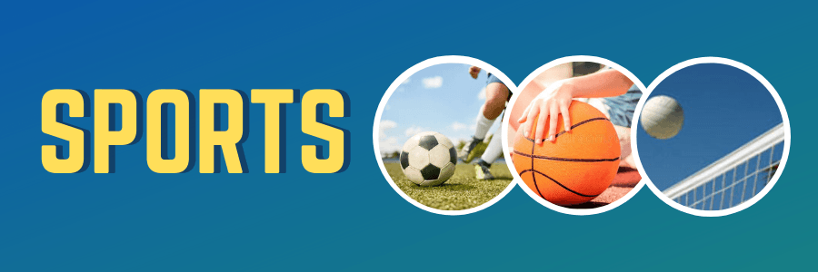 Sports Classes for Youth, Basketball, Volleyball and Soccer