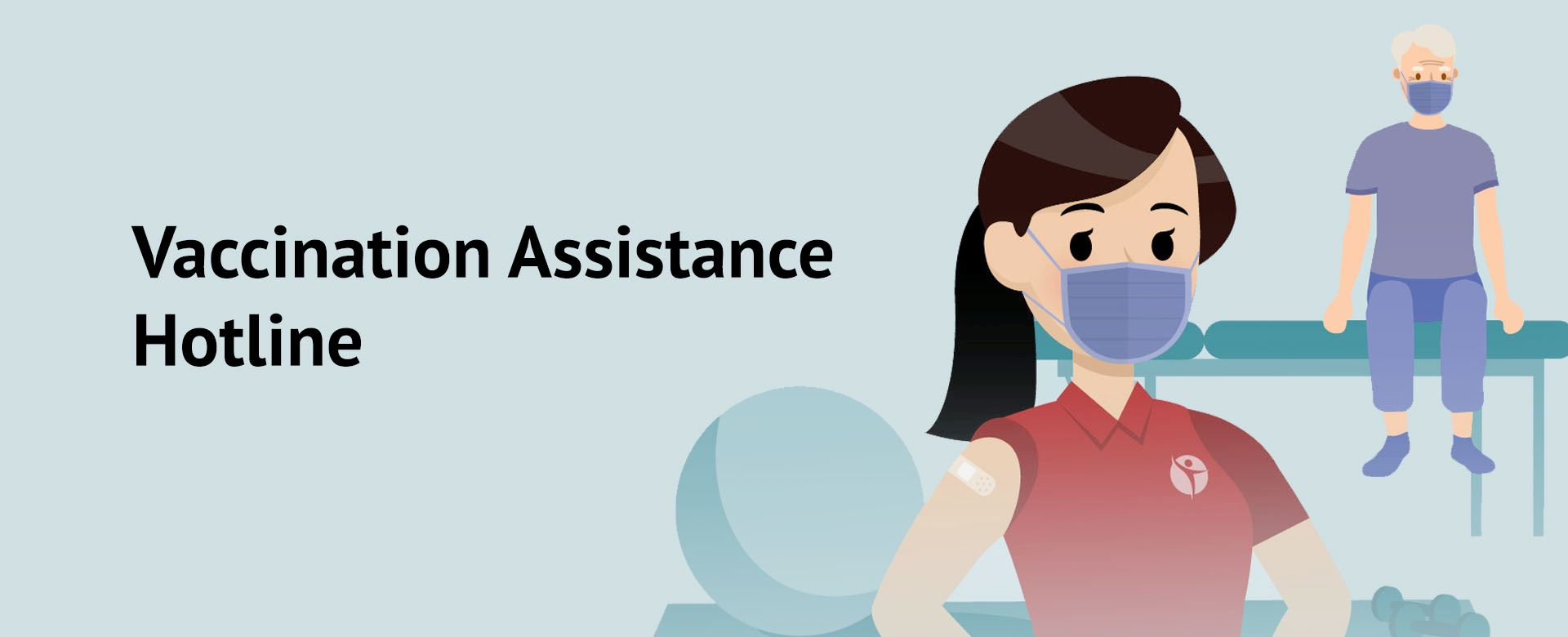 Vaccination Assistance Hotline