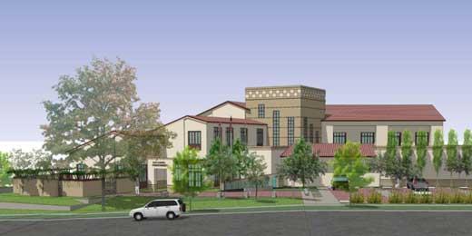 New Police Station | San Gabriel, CA - Official Website