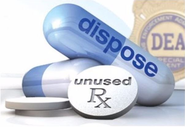 Drug Take Back Image