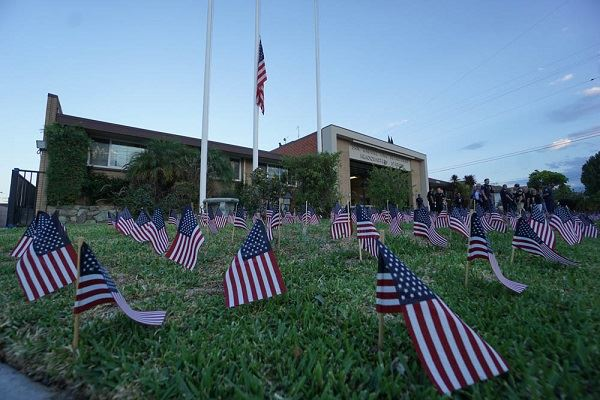 San Gabriel honors September 11 victims