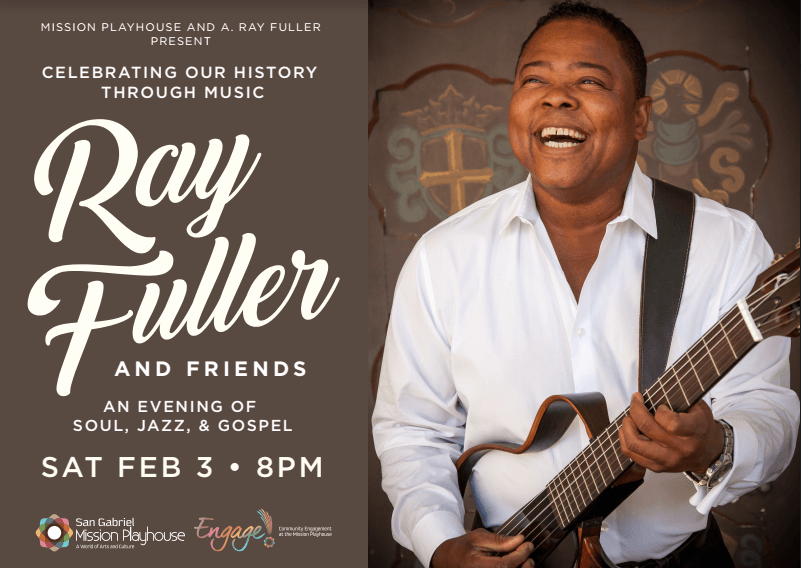 Ray Fuller and Friends Mission Playhouse