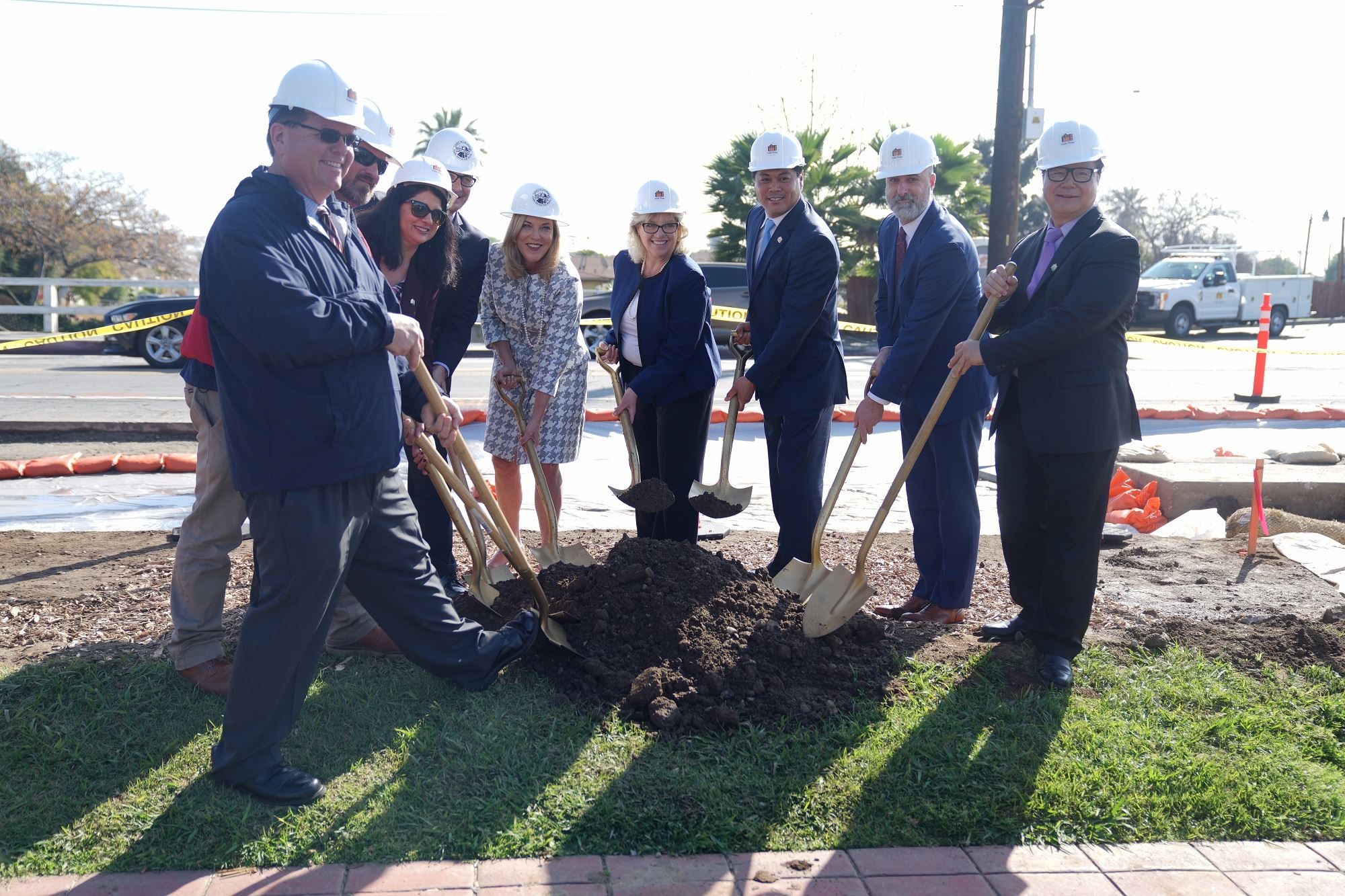 San Gabriel breaks ground on $8.9 million Alhambra Wash Bridge