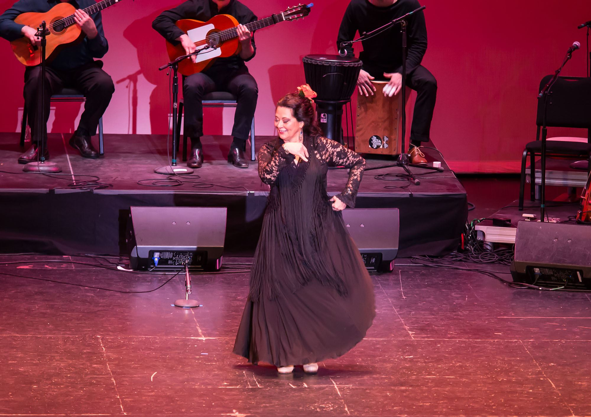 Explore the origins and influence of Flamenco in Jornada