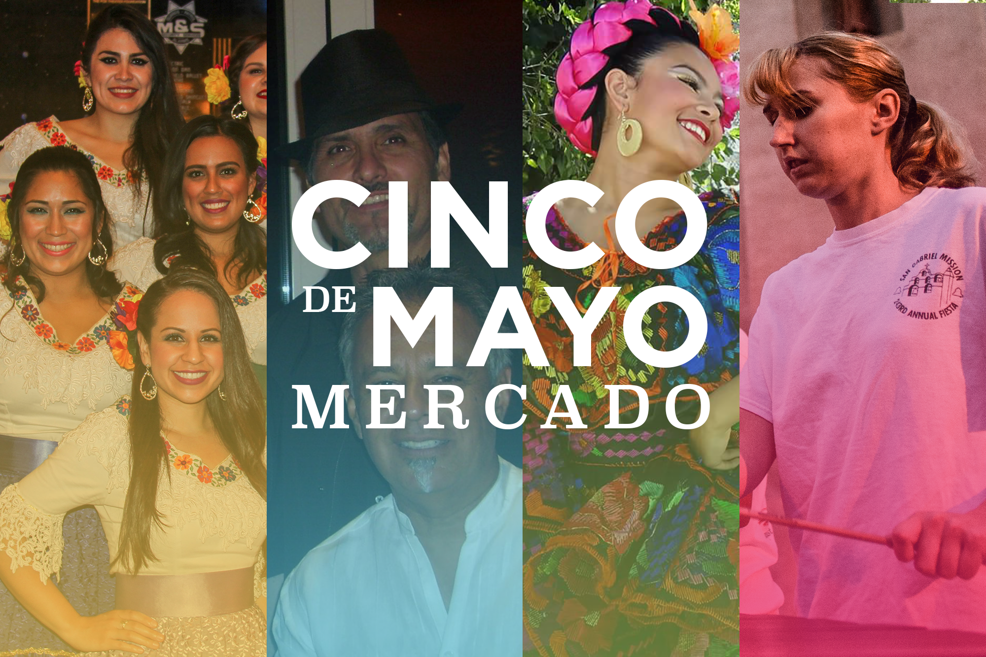 Entertainment at this year's Cinco de Mayo Mercado