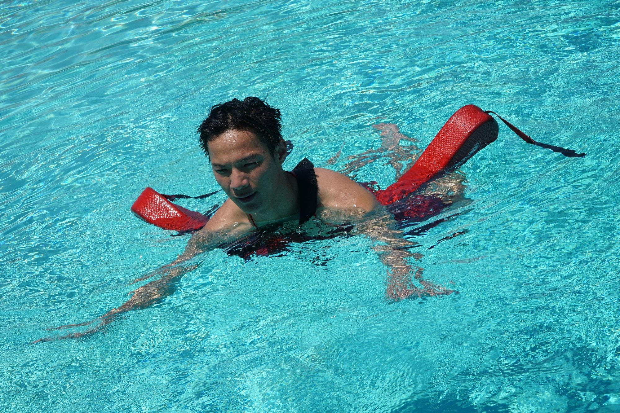Splash into summer with an aquatics class
