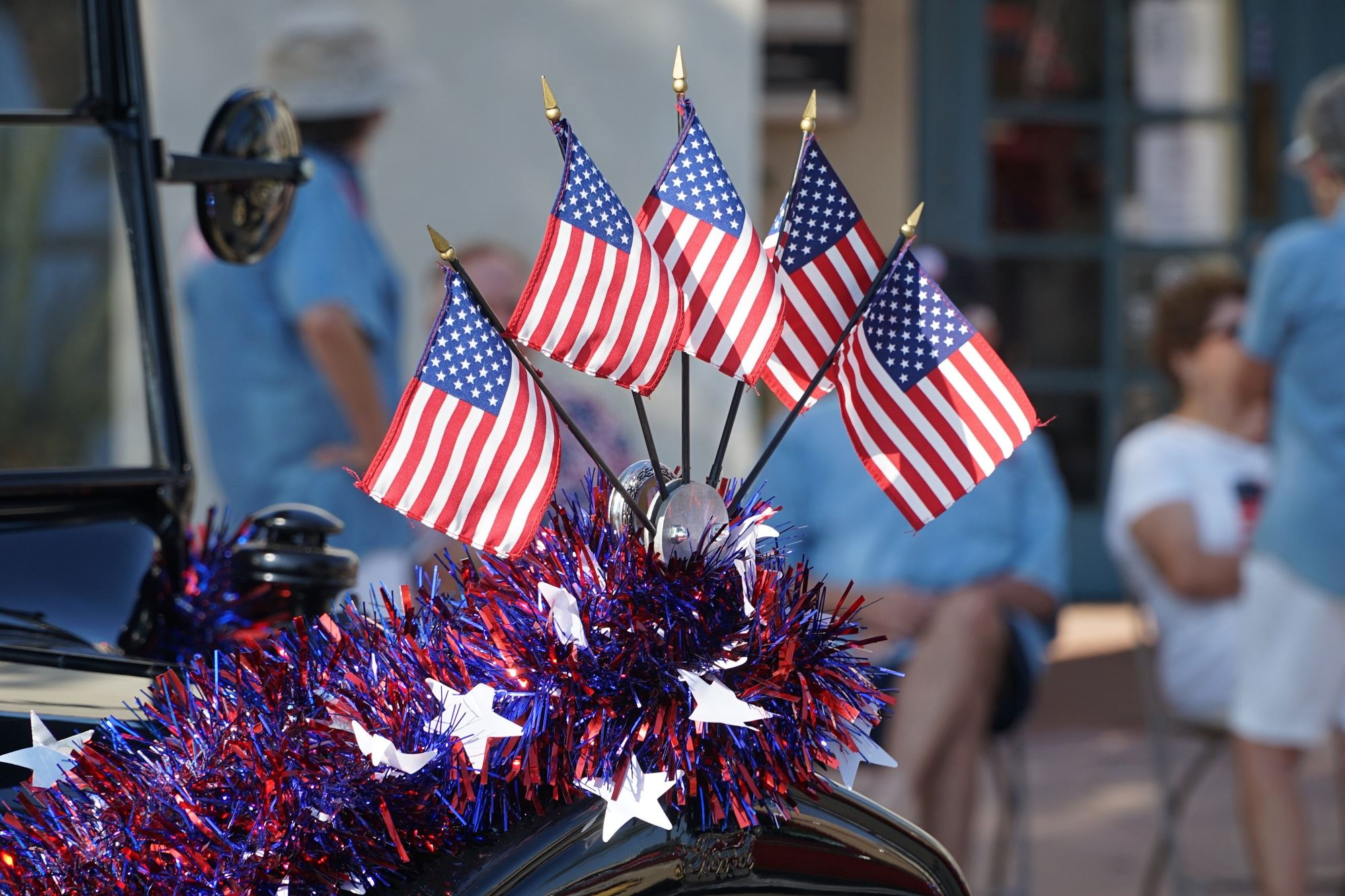 Celebrate Independence Day in San Gabriel