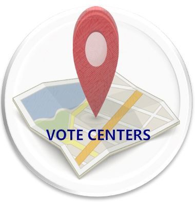 Vote Center Opens in new window