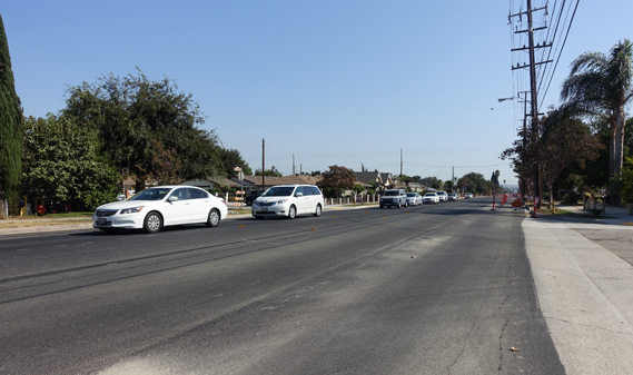 del mar paving project