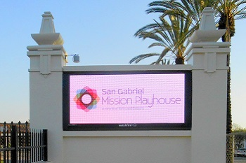 playhouse marquee