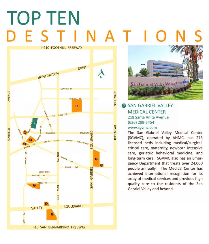 San Gabriel, CA - Official Website - San Gabriel Valley Medical Center