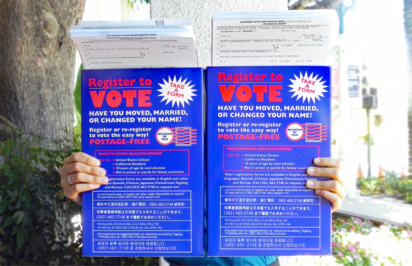 Register to Vote Photo